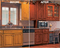 how to change grout color without removing it