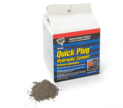 Hydraulic cement mix