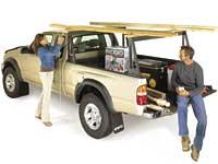 High-Capacity Truck Rack